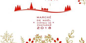 Marché de Noël Château de Pontarmé - 23 au 25 novembre 2018
